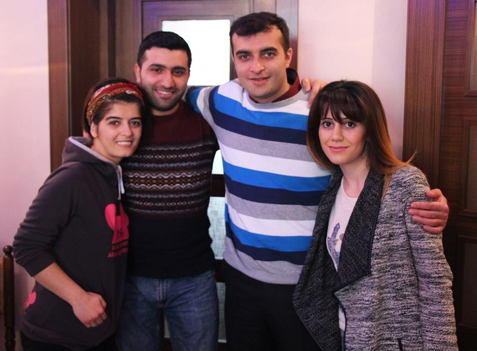 Civil Society leaders were freed in Azerbaijan - 1