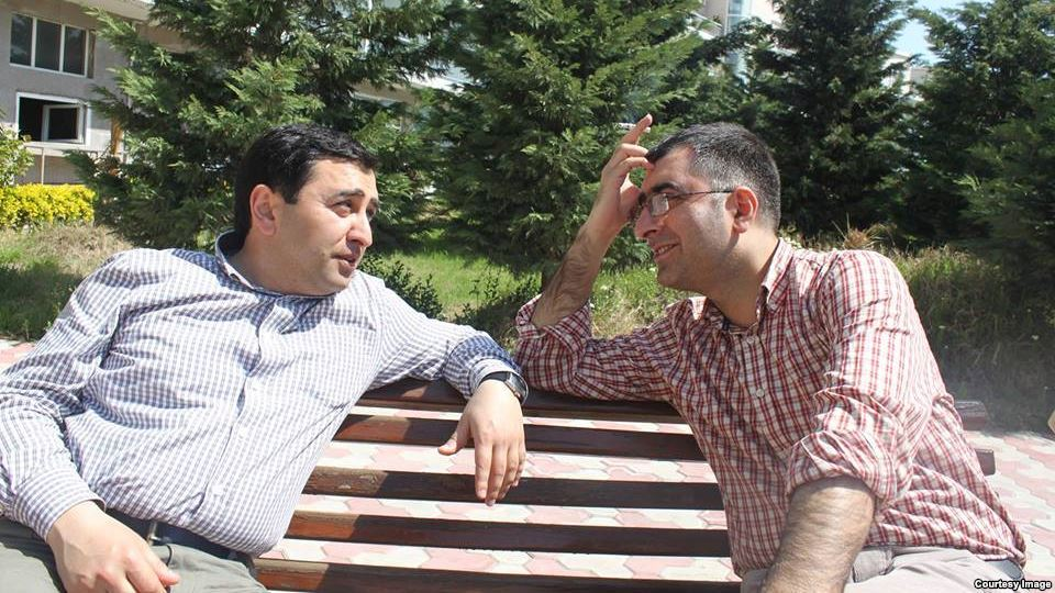 Civil Society leaders were freed in Azerbaijan - 3