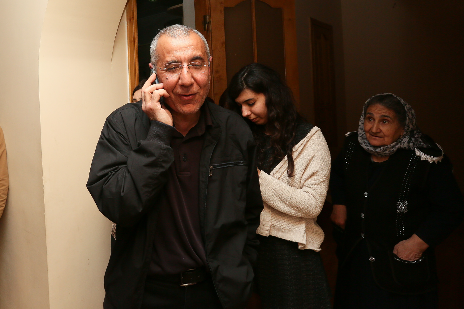 Civil Society leaders were freed in Azerbaijan - 2